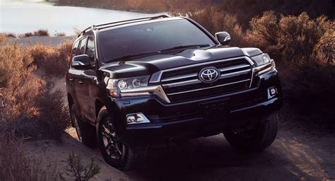 2020 Toyota Land Cruiser Heritage Edition Celebrates The ...