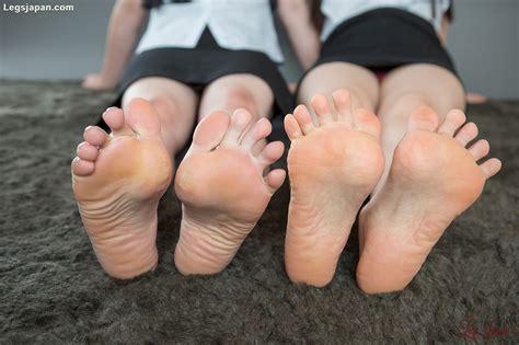 Legs Japan Mai Araki & Yui Kawagoe