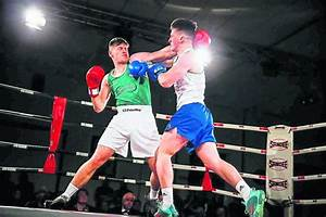 SLIDESHOW: Limerick hurlers in bruising boxing bouts ...