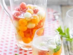 Melone Selber Ziehen : bowle aus melone rezept eat smarter ~ Frokenaadalensverden.com Haus und Dekorationen