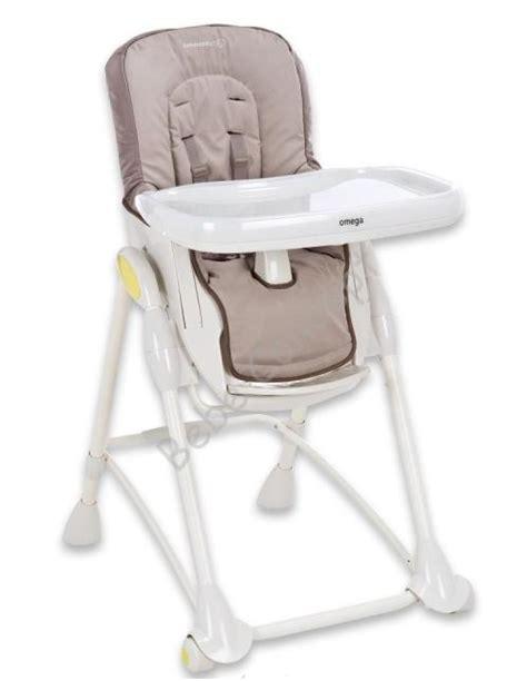 housse chaise haute bebe housse chaise haute oméga
