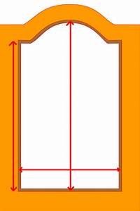 cathedral cabinet door template cabinet doors With raised panel door templates