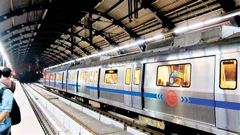 Beautification plan for Noida-Greater Noida Metro Aqua ...