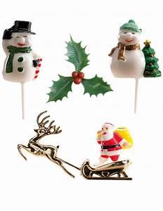 Figuren Für Schneekugeln : weihnachtsdeko figuren f r geb ck 6 st ck bunt g nstige faschings partydeko zubeh r bei ~ Frokenaadalensverden.com Haus und Dekorationen