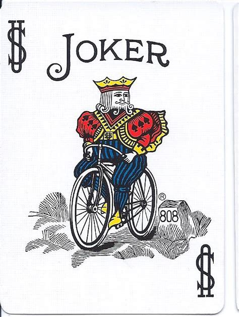 17 Best Images About Playing Card Jokers On Pinterest