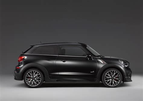 Mini Paceman John Cooper Works Frozen Black 2018 Hottest