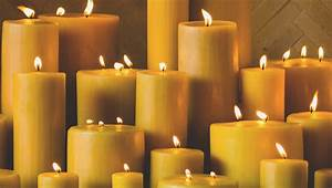 Learn how to burn your beeswax candles co