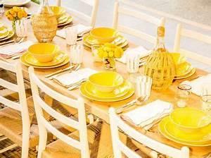 Décoration D Été : d co de table d 39 anniversaire les meilleures id es rep r es sur pinterest elle d coration ~ Melissatoandfro.com Idées de Décoration