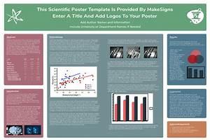 Heavyweight Paper Scientific Poster