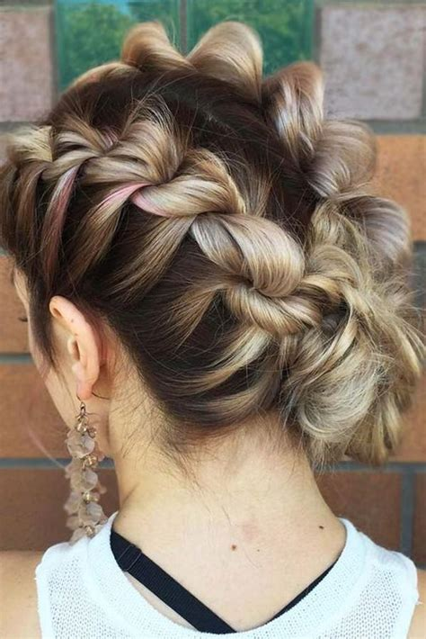 braids for short hairstyles 73 stunning braids for short hair that you will love