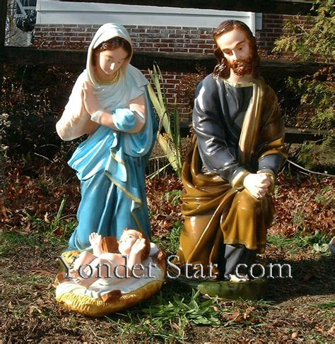 28 best outdoor holy family set 39 quot off white