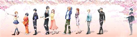 Ghost Hunt Anime Wallpaper - ghost hunt wallpaper and background 3300x896 id 230930