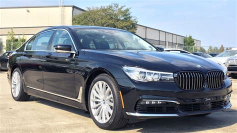 Bmw 740 I by 2017 Bmw 7 Series 740i Review Start Up Exhaust