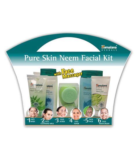himalaya pure skin neem facial kit buy himalaya pure skin neem facial