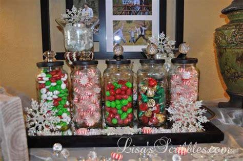 hometalk diy christmas candy jars