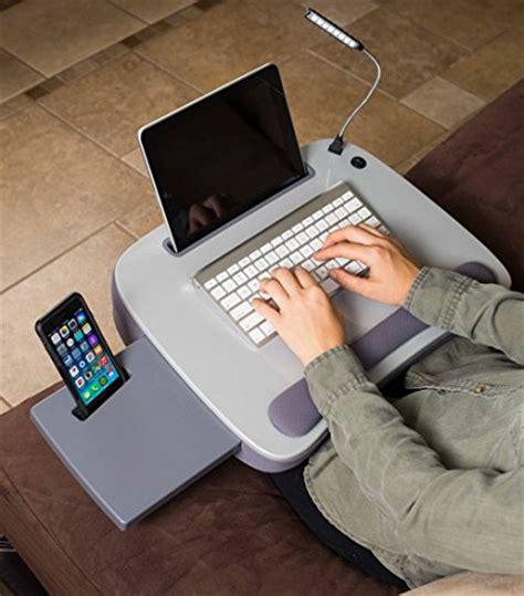 sofia sam desk sofia sam multi tasking memory foam desk with usb