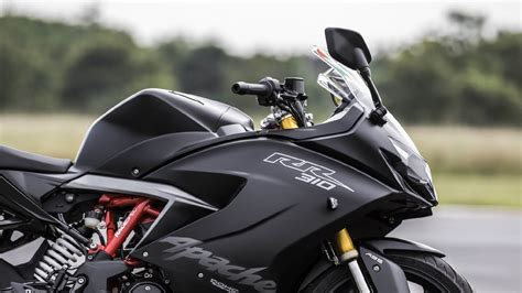 The All New Apache Bike Tvs Apache Rr 310 Is Now Here