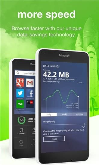 opera mini stable version for windows phone released