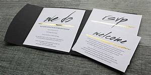 foil printed wedding invitations new zealand silver gold With wedding invitation pockets nz