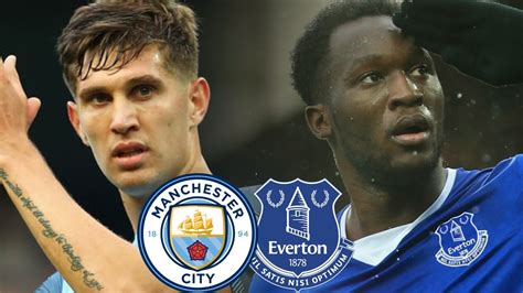 Everton vs Man City LIVE STREAM   Team News Reaction - YouTube