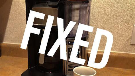 Using warm foamy water will ensure your coffee carafe how to descale your ninja coffee bar. Ninja Coffee Maker *FIX* 5 Beeps of death! - YouTube