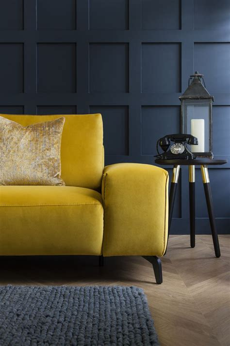 signature images  pinterest yellow couch
