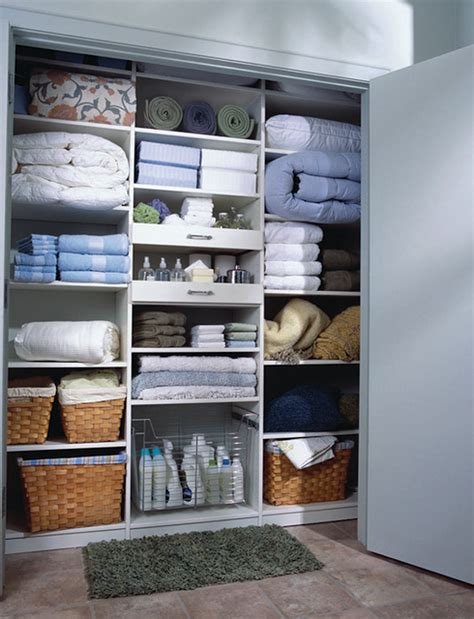 Linen Closet Shelving Systems by Pin By Wyatt On For The Home Linen Closet