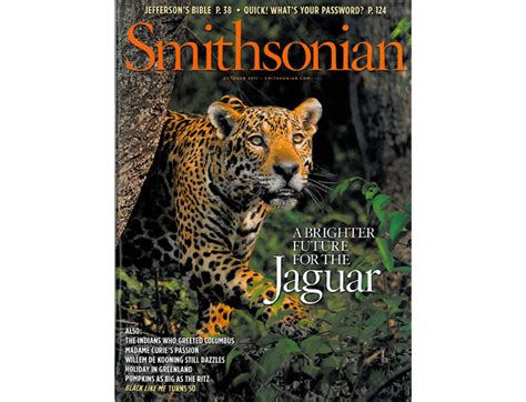 $39 off Smithsonian Magazine Subscription, $8.99 / 11 ...