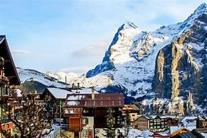A Walk Around Mürren, Switzerland - YouTube