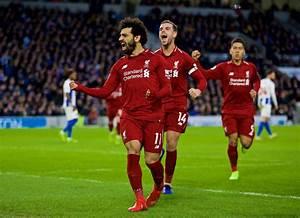 Brighton 0-1 Liverpool - Salah penalty gets Reds back to winning ways
