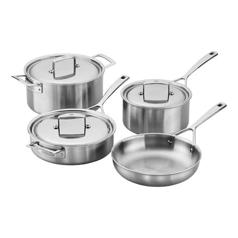 steel cookware zwilling henckels stainless ply aurora piece pc sets pans spirit pots category amazon ac