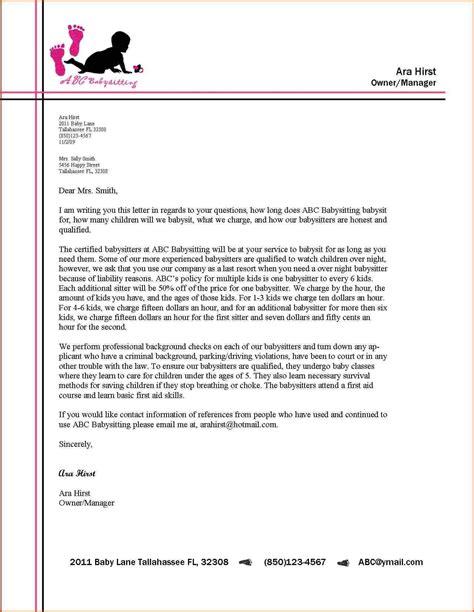 business letter format letterhead  alberta