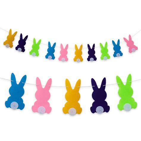 Kinderzimmer Deko Hase by Hasen Girlande Osterhasen Kaninchen Kinderzimmer Deko