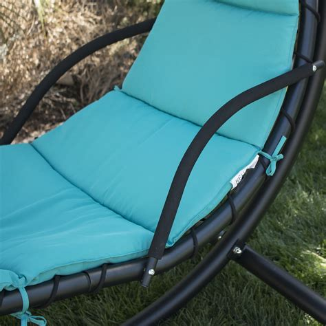 hammock chair swing hanging chaise lounge chair hammock swing canopy glider