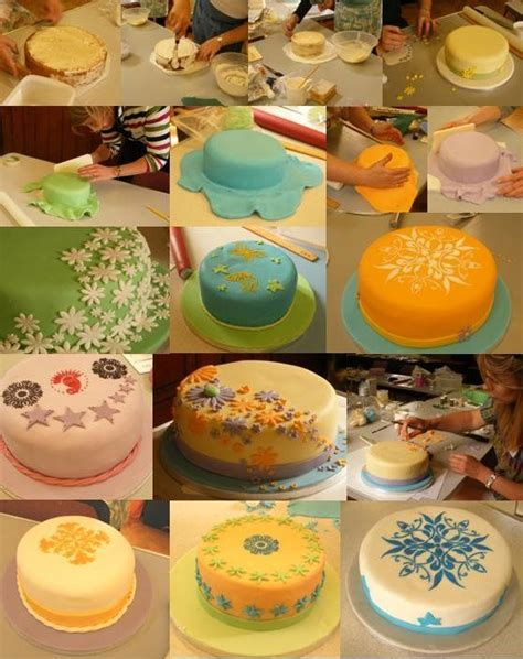 cake decorating ideas  beginners introduction