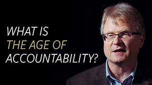 What Is The Age Of Accountability
