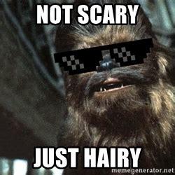 Chewbacca Meme - deal with it chewbacca meme generator