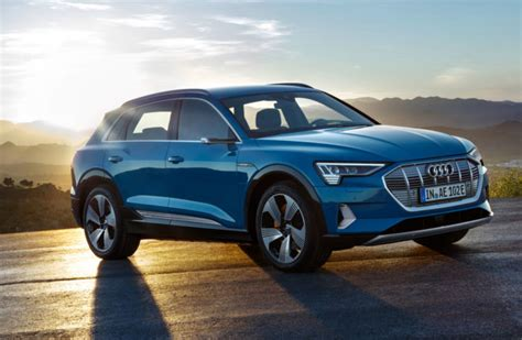audi e debuts in san francisco electric hybrid vehicle technology international
