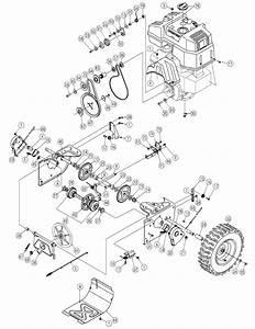 32 Mtd Snow Thrower Parts Diagram