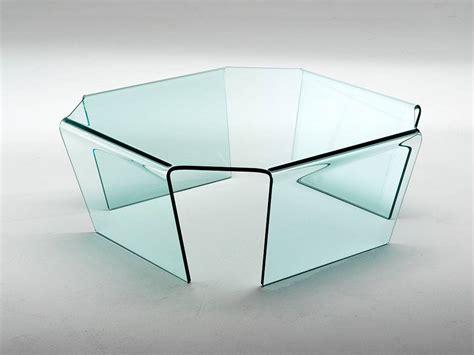 Mobili In Vetro by Tavolini E Consolle In Vetro Curvato Arredare Con Stile