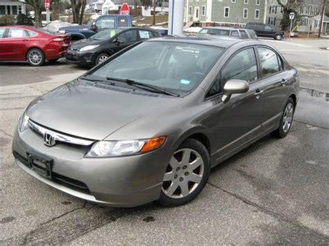 Purchase Used 2008 Honda Civic Lx Sedan 4-door 1.8l In