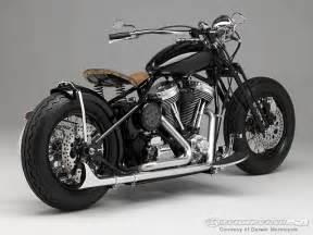 Darwin Bobber Motorcycles