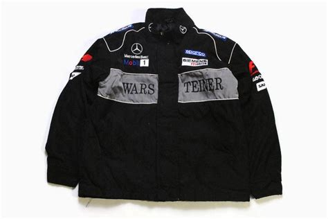 Experience milestones and enjoy emotional insights into the history of the inventor of the automobile. vintage MERCEDES MCLAREN big logo mens Jacket Warsteiner Size S retro racing bomber 80s 90s ...