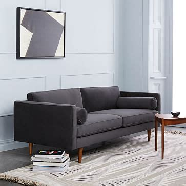 Local Sofa Shops by Mid Century Sofa 80 Quot West Elm
