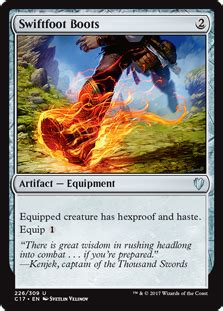 Esper Artifact Commander Deck by Image Ashx Size Small Type Card Name Swiftfoot 20boots