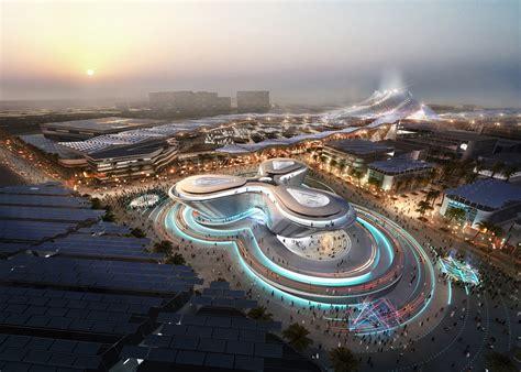 2020 Expo Dubai Pavilions Earchitect