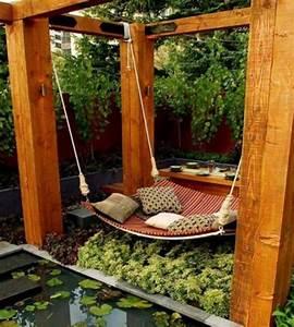 Gartenschaukel Selber Bauen Wunderschne Ideen Und Tipps