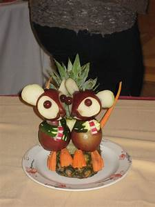 Vegetable Fruit Carving for Kids ~ Easy to learn ...