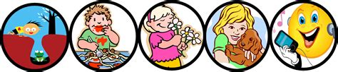 senses clipart toddler  senses toddler transparent