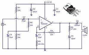 Car Stereo Amplifier